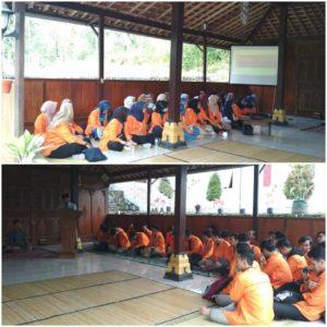 Kunjungan Mahasiswa Program Studi Bimbingan dan Konseling UAD Ke Pondok Pesantren Bidayatussalihin