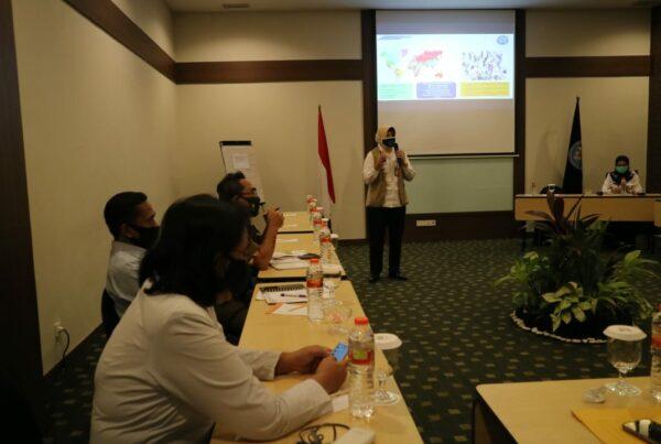 Rapat Koordinasi Pembinaan Teknis Program Pascarehabilitasi