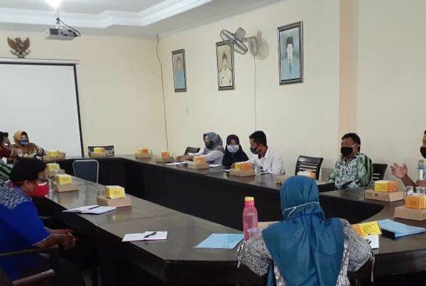 Rapat Koordinasi Tim Pemulihan Berbasis Masyarakat (PBM) dan Agen Pemulihan (AP)