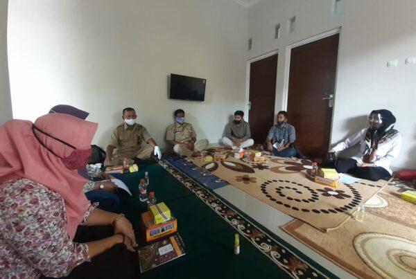Rapat Koordinasi Tim Pemulihan Berbasis Masyarakat (PBM)