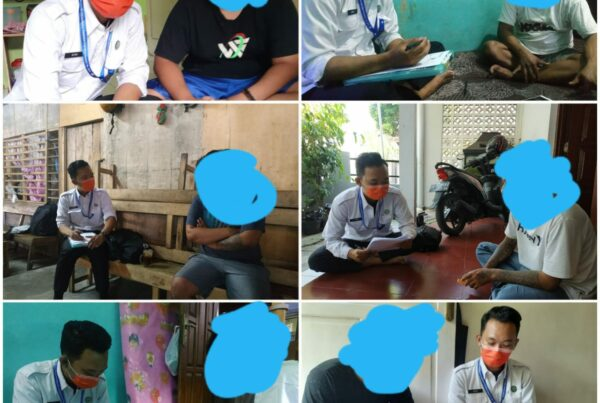 Pemantauan Lanjut Klien Pascarehabilitasi