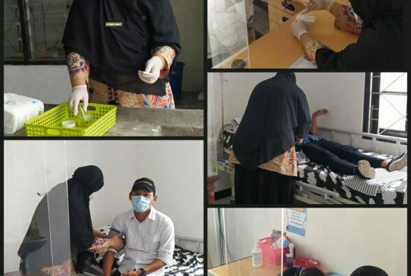 Pelayanan SKHPN di Klinik Pratama Sembada Bersinar