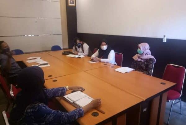 Rapat Koordinasi P4GN di Badan Kesbangpol Kabupaten Sleman