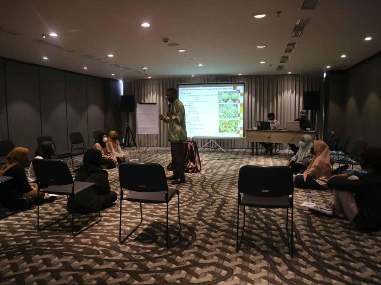 Dialog Interaktif Pembentukan Remaja Teman Sebaya Anti Narkotika