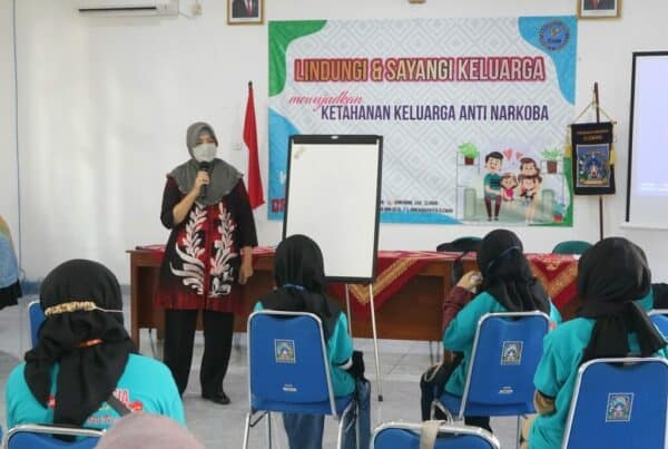 Program Fasilitasi Ketahanan Keluarga Anti Narkoba